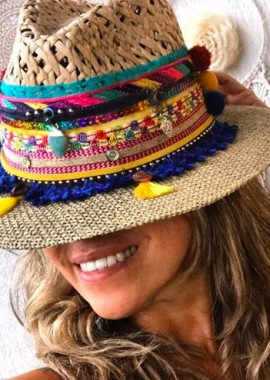 chapéu boho 2